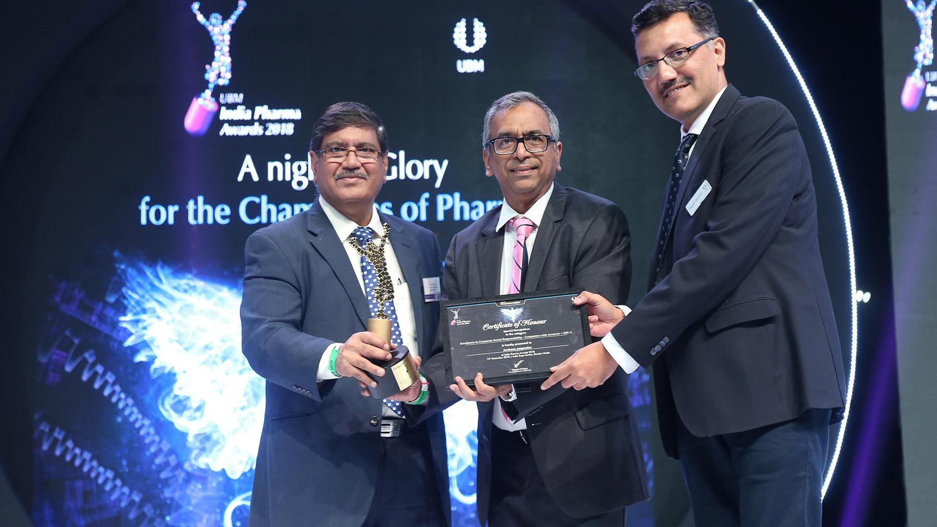 UBM India Pharma Awards 2018