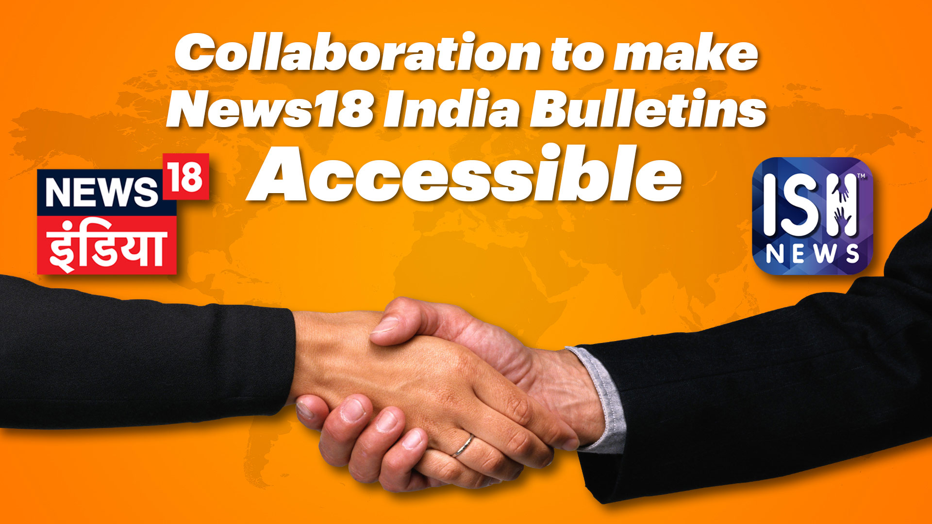 Making News18 India Accessible