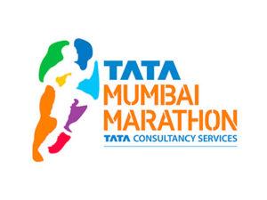 Logo of Tata Mumbai Marathon